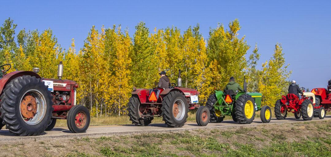 Tractor Trek 2021
